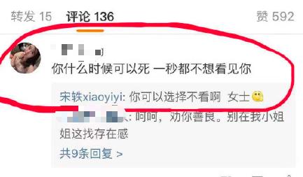 因饰演角色不讨好被网友辱骂,宋轶回怼:你可以不看